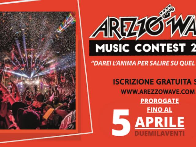 Arezzo Wave Contest 2020_Proroga iscrizioni.png