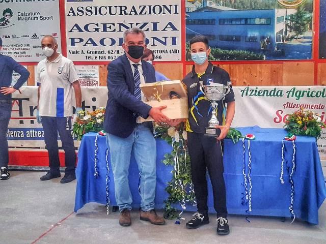 Trofeo AVIS Cortona 06 06 21 Premiazione Primo U18 Campanelli.jpeg