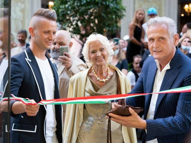 Graziella Braccialini - Inaugurazione negozio Firenze (1).jpg