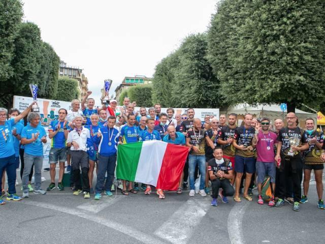 Il podio Maschile del Campionato Italiano di società.jpg